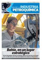 Petroquímica. Suplemento. Bahía Blanca. La Nueva.